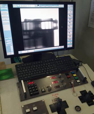 Fonderia di Alluminio - laboratory